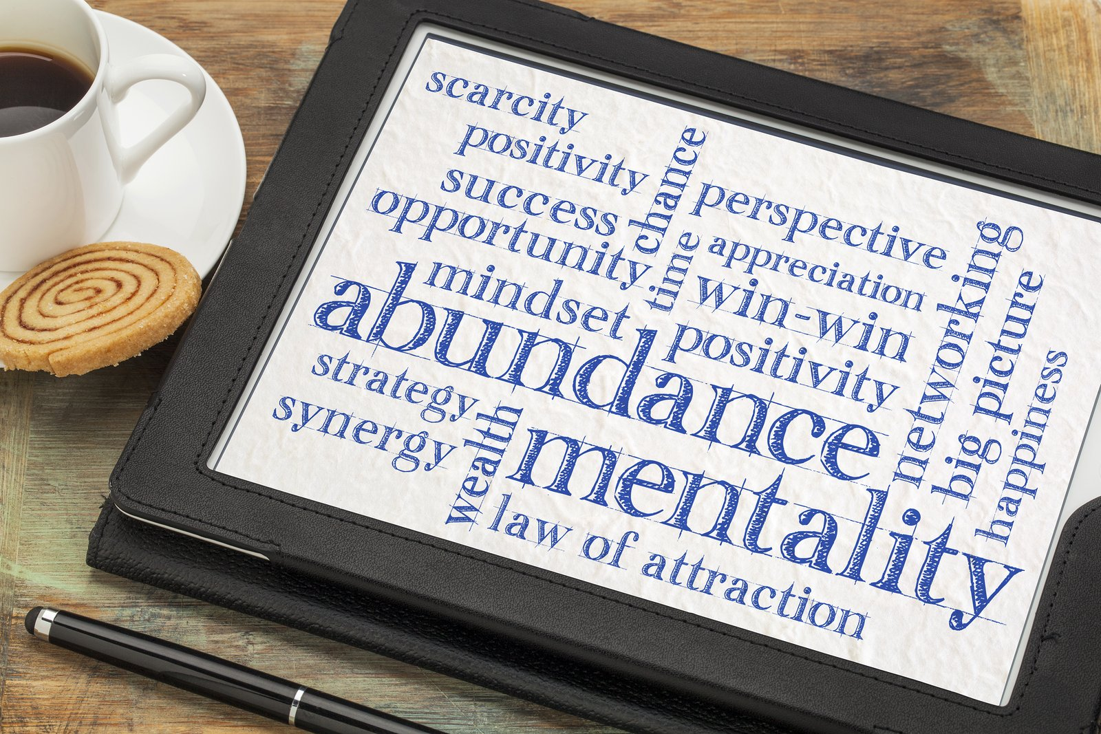 Tips to Create An Abundance Mindset