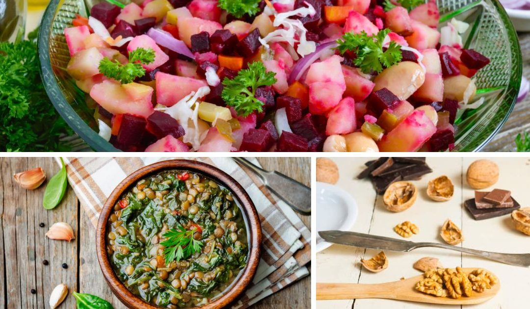 5 Healthy Foods to Nourish Your Body and Spirit